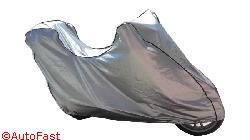 Κουκούλες για μηχανές με βαλίτσα