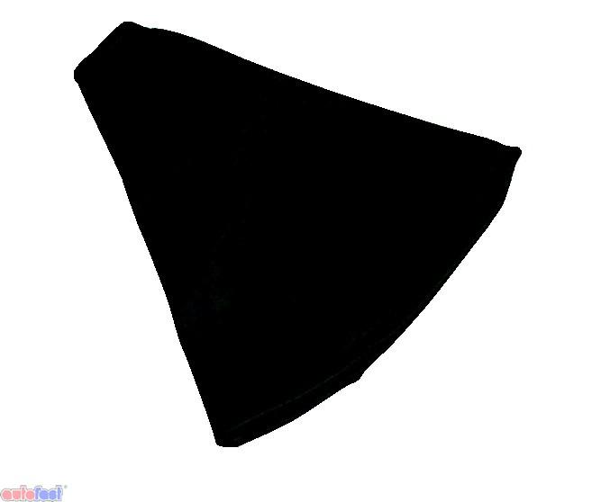 Μαύρο κάλυμμα λεβιέ ταχυτήτων