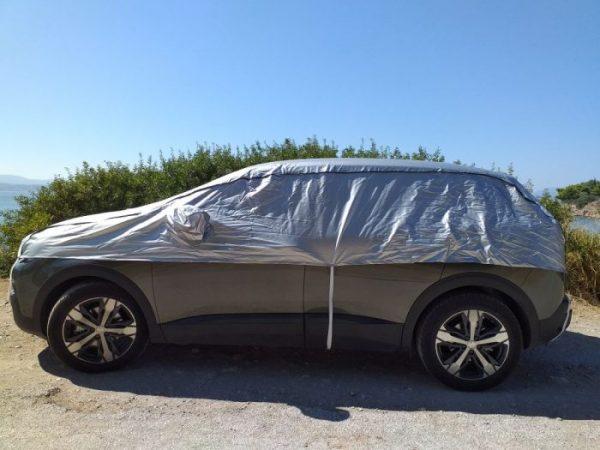 Κουκούλες αυτοκινήτου για SUV-JEEP μισές