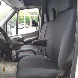 Καλύμματα για μονό -διπλό κάθισμα Νο85 με Νο71